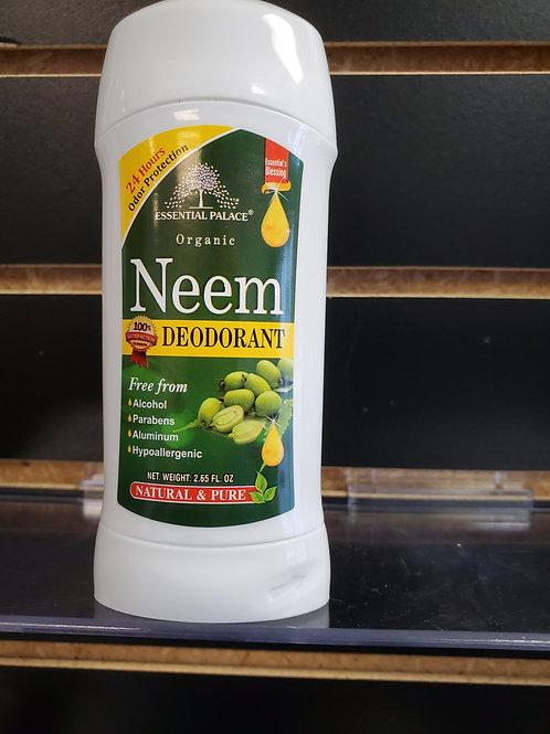 Organic Neem Deodorant