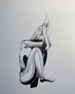Silver woman collection