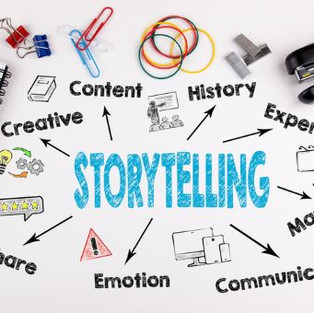 THE ART OF STORYTELLING AND HOW IT CAN BOOST YOUR MARKETING