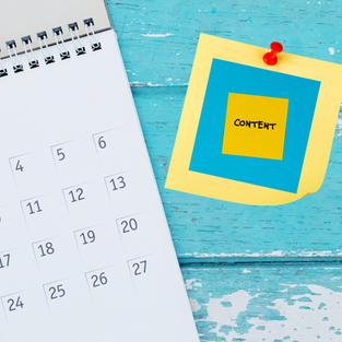 HOW TO BUILD A SUCCESSFUL CONTENT CALENDAR