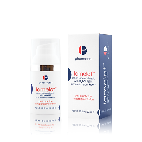Lamelat™serum face and neck