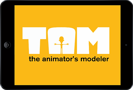 The Animator's Modeler User Interface