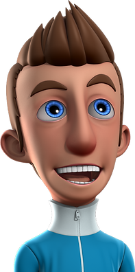 Boy 3D Character by The Animator's Modeler