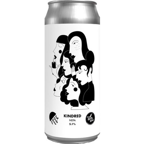 'Kindred' - Full Circle Brew Co. - NEIPA - 5.1%