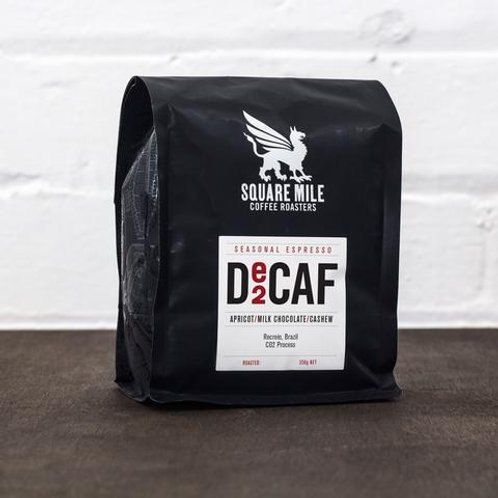 Decaf Espresso - Square Mile Coffee Roasters (Whole Beans)