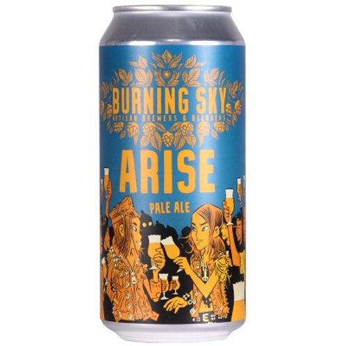 'Arise' - Burning Sky - Pale Ale - 4.4%