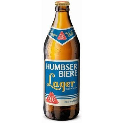 'Lager Naturtrüb' - Humbser-Geismann - Helles Lager - 5.1%
