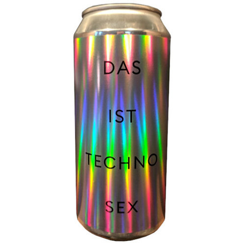 'Das Ist Techno Sex' - Up Front Brewing - Gose w/ Passionfruit & Key Lime - 5.4%