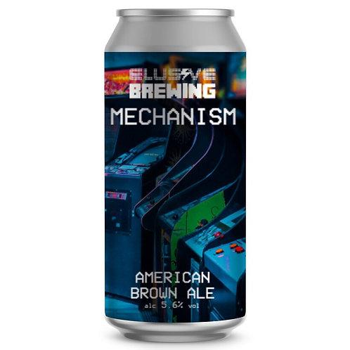 'Mechanism' - Elusive Brewing - American Brown Ale - 5.6%