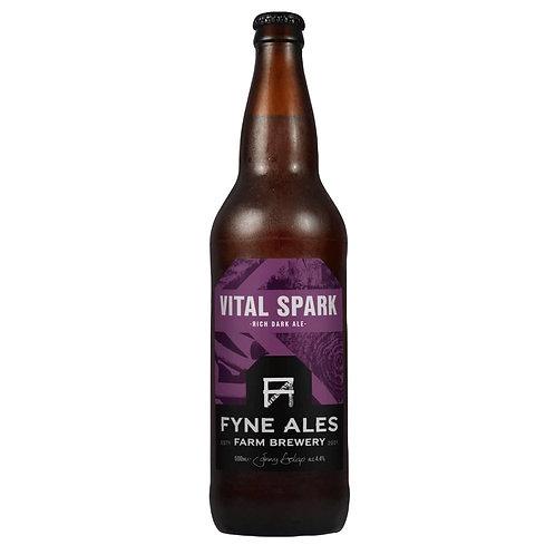 'Vital Spark' - Fyne Ales - Rich Dark Ale - 4.4%