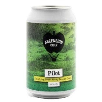 'Pilot' - Ascension Cider - Session Apple Cider - 4.8%