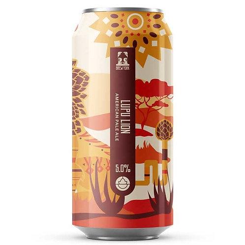 'Lupu Lion' - Brew York - American Pale Ale - 5%