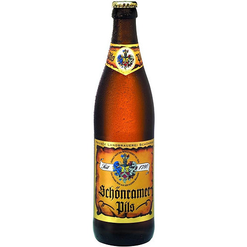 'Schönramer Pils' - Private Landbrauerei Schönram - Lager - 5%