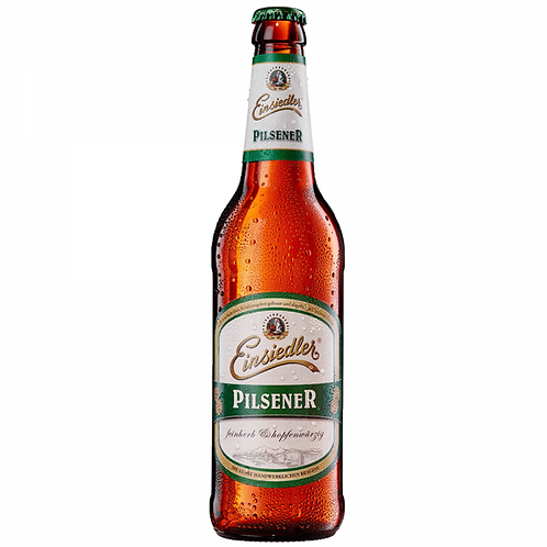 'Pilsener' - Einsiedler Brauhaus - Pilsner Lager - 4.9%