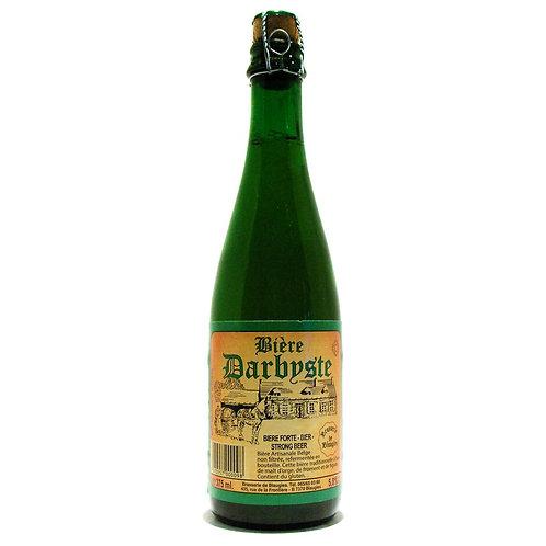 'Bière Darbyste' - Brasserie de Blaugies - Saison w/Fig Juice - 5.8%