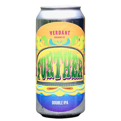 'Further' - Verdant Brewing Co. - DIPA - 8%