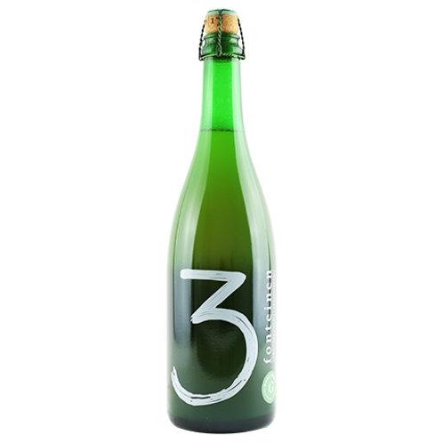 'Oude Geuze' (18/19) - Brouwerij 3 Fonteinen - Lambic - 6.7%