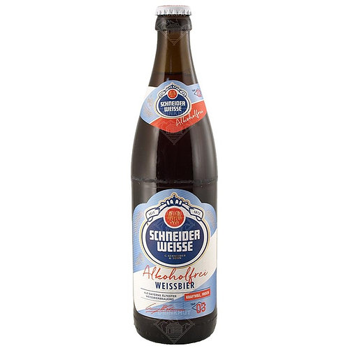 'Schneider Weisse Alkoholfrei' (AF) - G. Schneider & Sohn - AF Wheat Beer - 0.5%