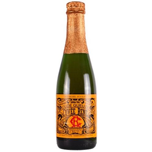 'Oude Gueuze Cuvée René' (2019) - Brouwerij Lindemans - Lambic - 6%
