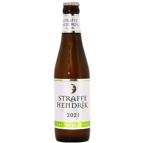 'Straffe Hendrik Wild 2021' - Brouwerij De Halve Maan - Bretted Tripel - 9%