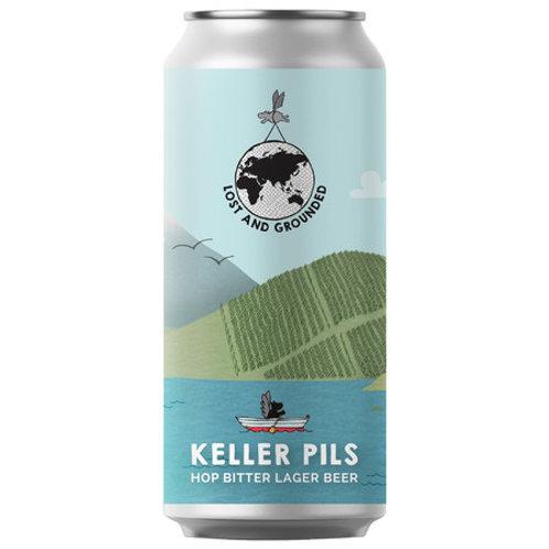 'Keller Pils' - Lost & Grounded - Lager - 4.8%