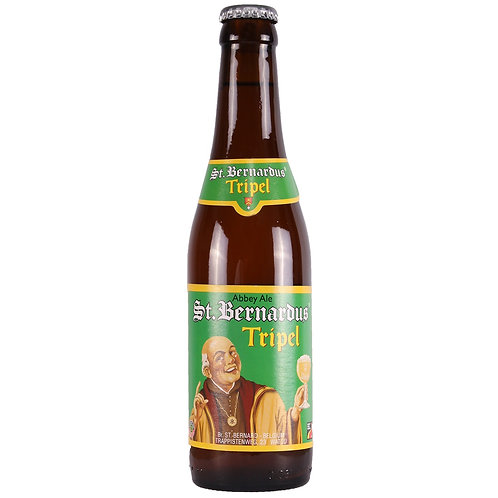 'Tripel' - St. Bernardus Brouwerij - Golden Trappist Ale - 8%