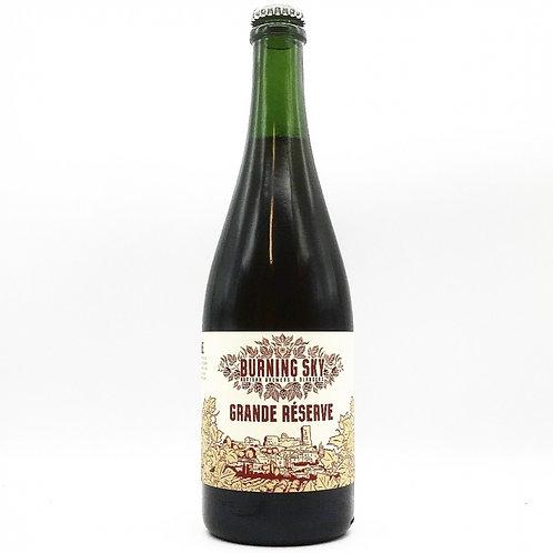 'Grande Réserve' - Burning Sky - Grape Skin BA Saison - 6.5%