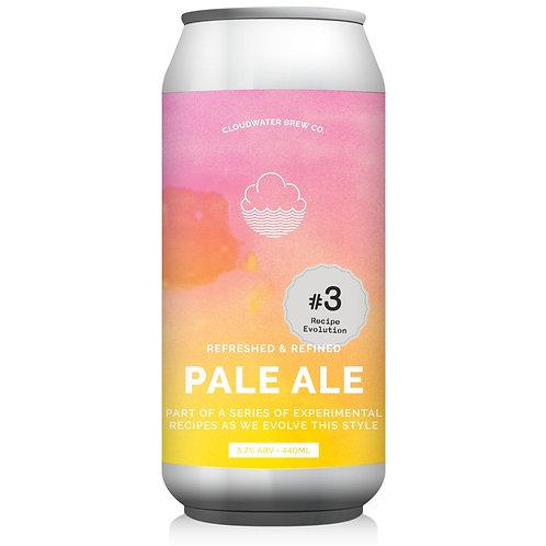 'Pale Ale #3' - Cloudwater Brew Co. - Pale Ale - 3.7%