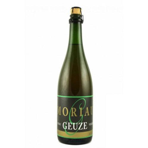 'Moriau Oude Geuze' - Brouwerij Boon - Lambic - 7%