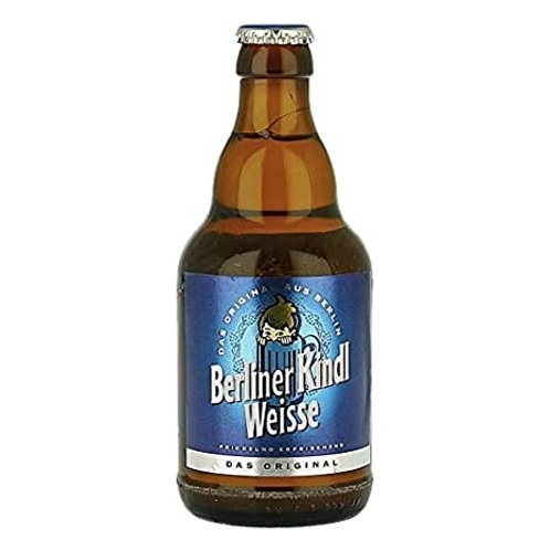 Kindl Weisse - Berliner Kindl - Berliner Weisse (Sour) - 3%