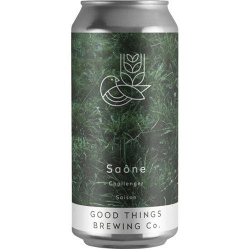 'Saône' - Good Things Brewing Co. - Saison - 3.5%