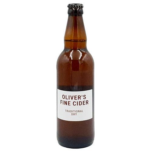 'Traditional Dry' - Oliver's Fine Cider - Apple Cider - 6.5%