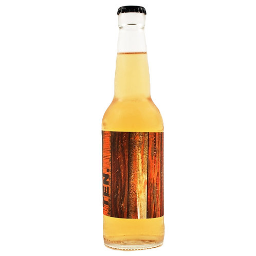 'Ten' - Pilton Cider - Dry Keeved Apple Cider - 6%