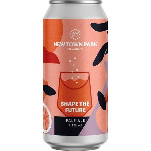 'Shape The Future' - Newtown Park - Pale Ale - 4.2%
