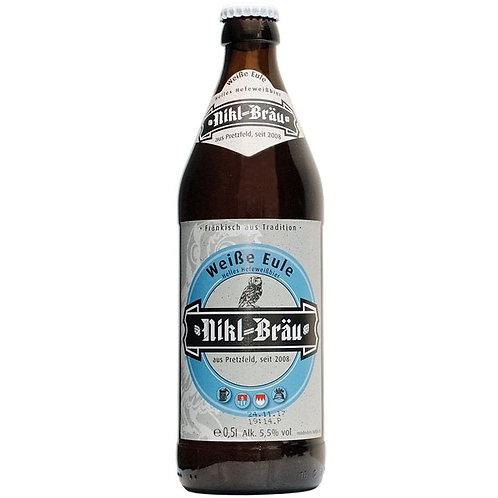 'Weiße Eule' - Brauerei Nikl - Wheat Beer - 5.5%