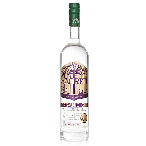 'Sacred Organic Gin' - Sacred Spirits - 48%