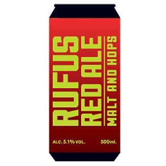 'Rufus' - Marble Brewery - Red Ale - 5.1%