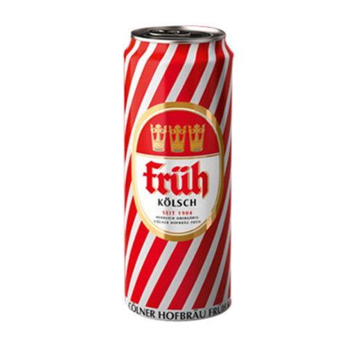 'Früh Kölsch' - Cölner Hofbräu Früh - Kölsch (Lagered Ale) - 4.8%