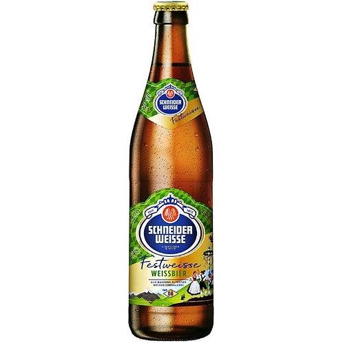 'Schneider Festweisse - Tap 4' - G. Schneider & Sohn - Hoppy Wheat Beer - 6.2%