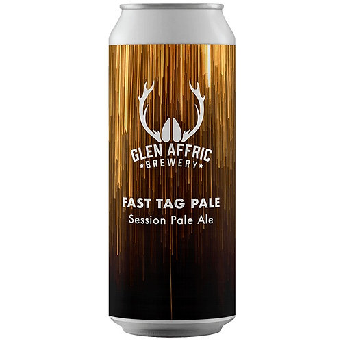 'Fast Tag Pale' - Glen Affric Brewery - Session Pale Ale - 3.9%