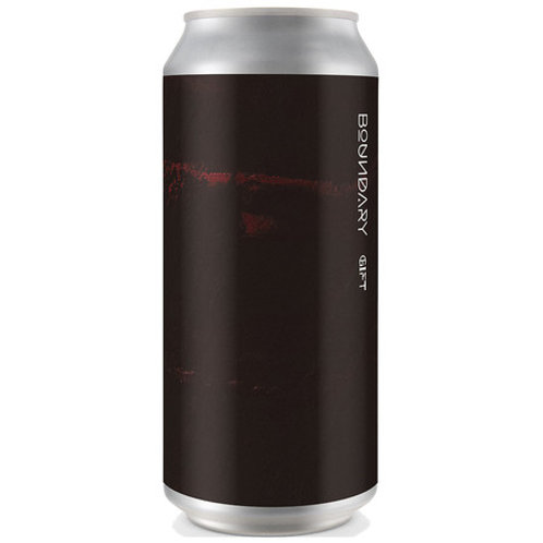 'Gift' - Boundary Brewing - Imperial Stout - 8%