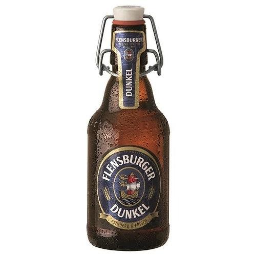 'Flensburger Dunkel' - Flensburger Brauerei - Dark Lager - 4.8%