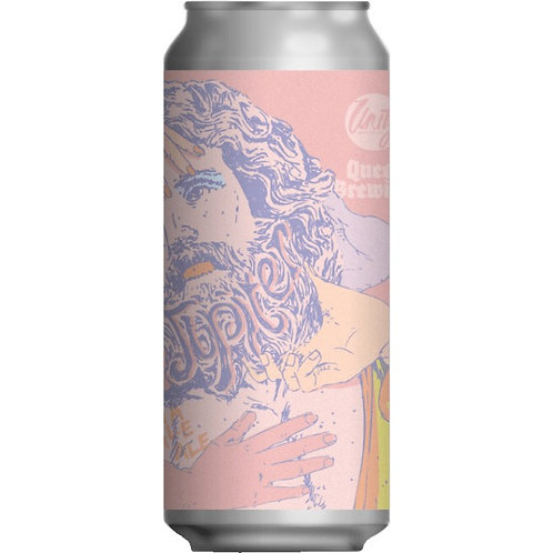 'Jupiter' - Unity Brewing Co. + Queer Brewing - IPA w/ Rosehips - 6.2%