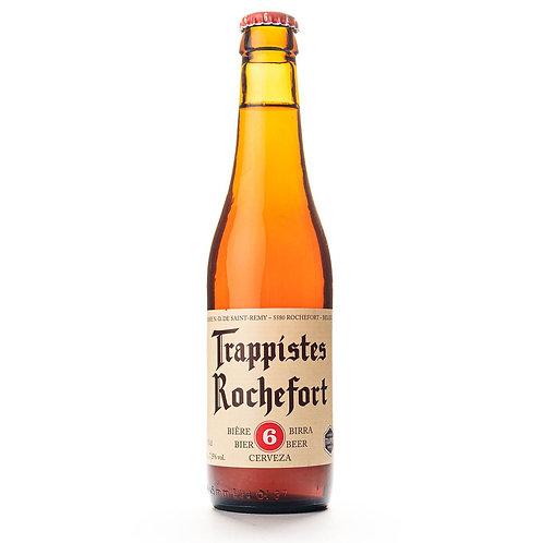 Trappistes Rochefort 6 - Brasserie Rochefort - Trappist Dubbel - 7.5%