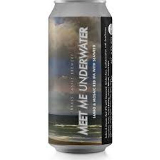 'Meet Me Underwater' (GF) - Brass Castle Brewery - Red IPA w/ Seaweed - 6.5%