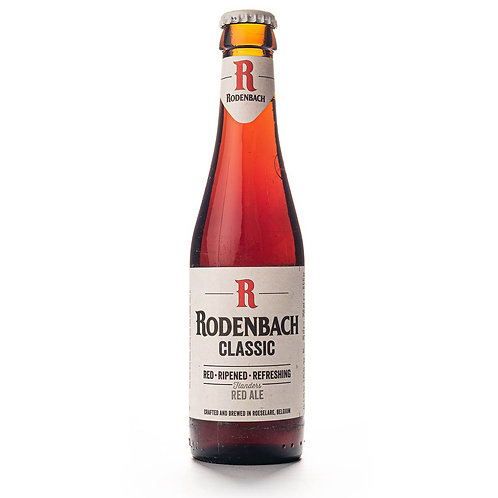 'Rodenbach Classic' - Brouwerij Rodenbach - Flanders Red Ale - 5.2%