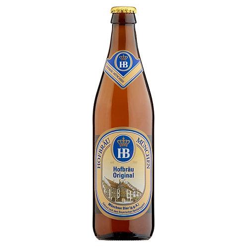 'Hofbrau Original' - Staatliches Hofbräuhaus - Lager - 5.1%