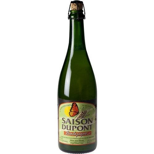 'Saison Dupont Biologique' - Brasserie Dupont - Organic Saison - 5.5%