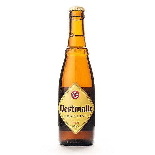 Westmalle Trappist Tripel - Brouwerij Westmalle - Tripel - 9.5%