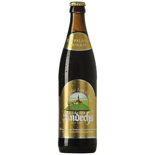 'Doppelbock Dunkel' - Klosterbrauerei Andechs - Strong Dark Lager - 7.1%